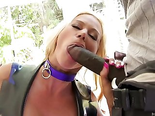 Nikita Von James Blows BBC