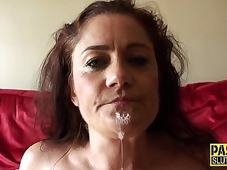 kinky bitch bdsm gagging