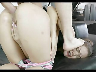 Sexy Teen Anal
